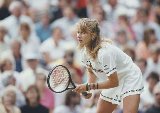 Steffi Graf Biography – Only Woman player to Win Golden Grand Slam