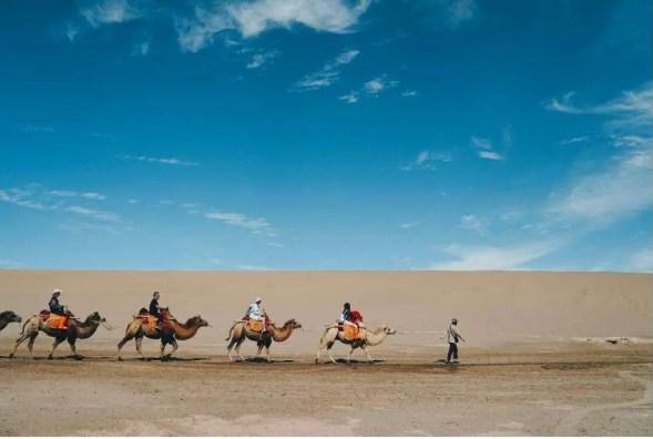 inspiring moral short stories about leadership tradesman in desert