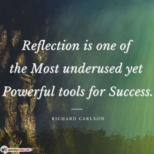 3 - quotes about self reflection