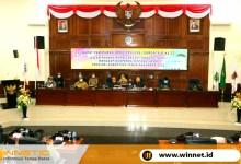 Photo of Enam Fraksi Deprov Gorontalo, Tolak Sampaikan Pandangan Umum