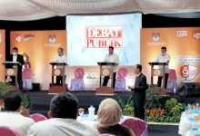 Photo of Sukses Agenda KPU BONBOL  Melaksankan Debat Antar Calon Wakil Bupati Sesi Pertama.