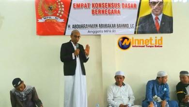 Photo of Anggota MPR RI: Sosialisasikan 4 Konsensus Dasar Negara Harus Ter-Realisasikan Dalam Kehidupan.