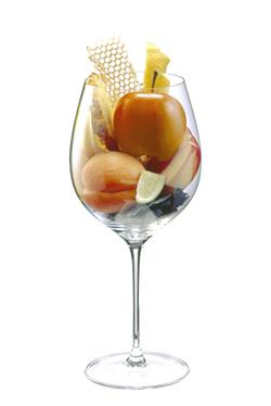 Riesling - spektrum aromatów współczesnych win (C) http://www.kulturland-rheingau.de
