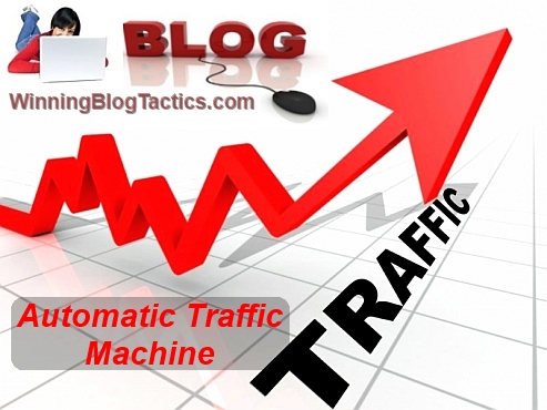 Automatic Traffic Machine ATM Logo