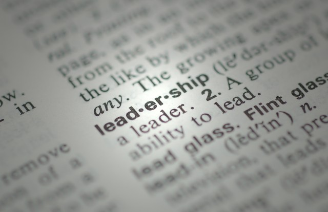 Leadership, Habits And Resolutions