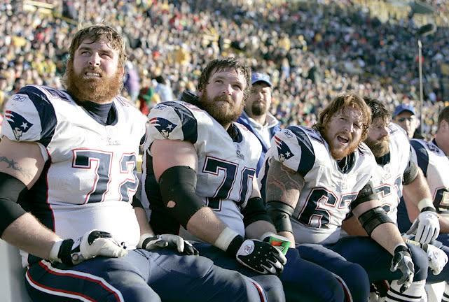 06 – Patriots O-Line 1