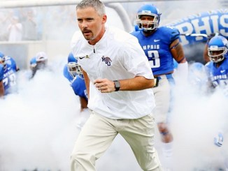 Mike Norvell and Memphis Tigers