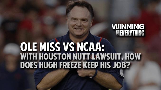 Houston Nutt vs Ole Miss