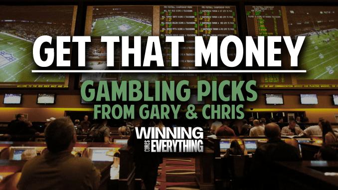 Get That Money Gambling Picks