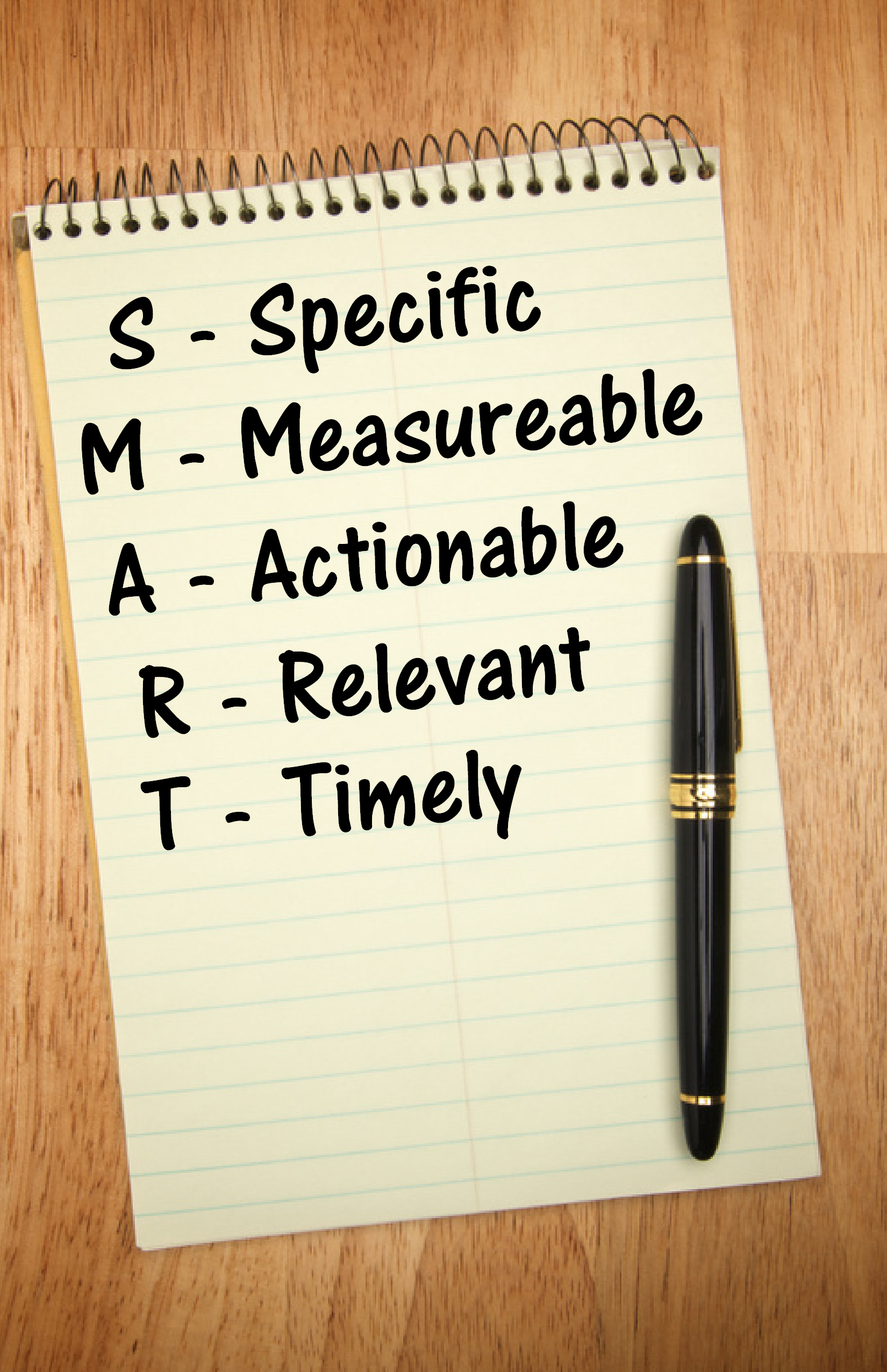 Take Action With A Smart Action Plan