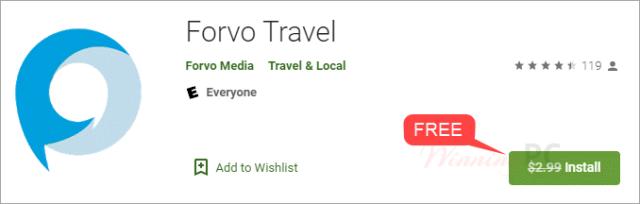 Forvo Travel Giveaway