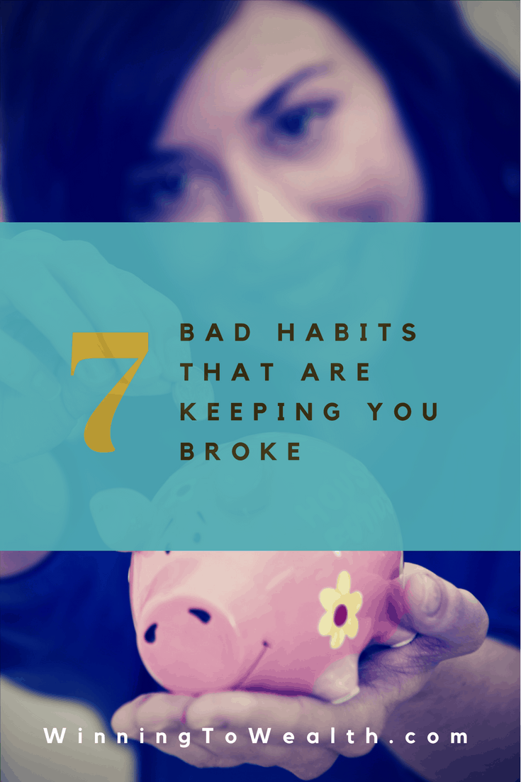 bad habits keeping you broke