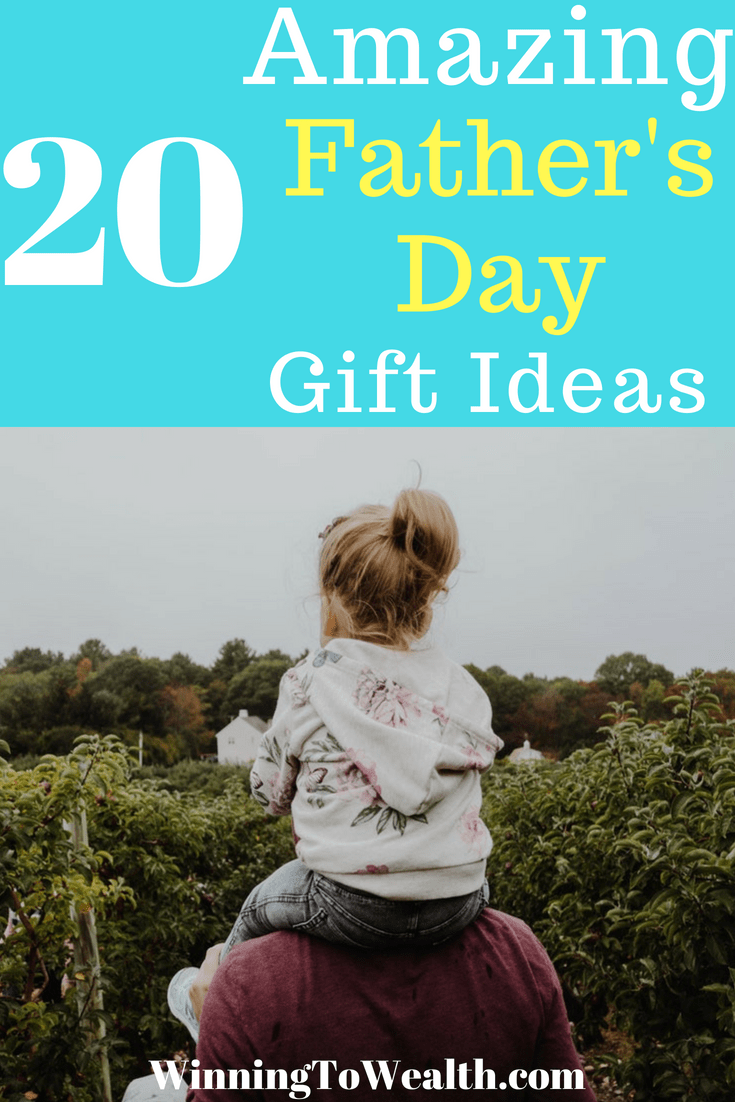 Father's Day Gift Ideas That Are Cheap And Can Be From A WIfe, Kids, or Anyone Else