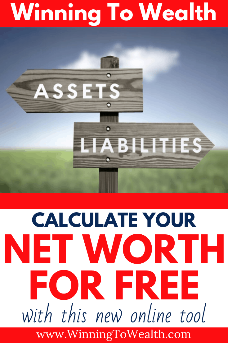 Calculate your net worth using this free net worth calculator. No email address required!