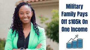 Tancy Campbell joins host Michael Lacy on The Wealthy Neighbors Show to discuss paying off $105k in debt on one income.