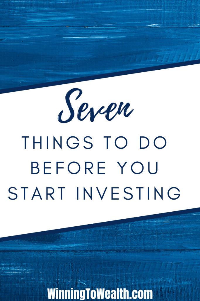 Ready to start investing in the stock market? Here are 7 things you need to know before you make your first investment in the stock market