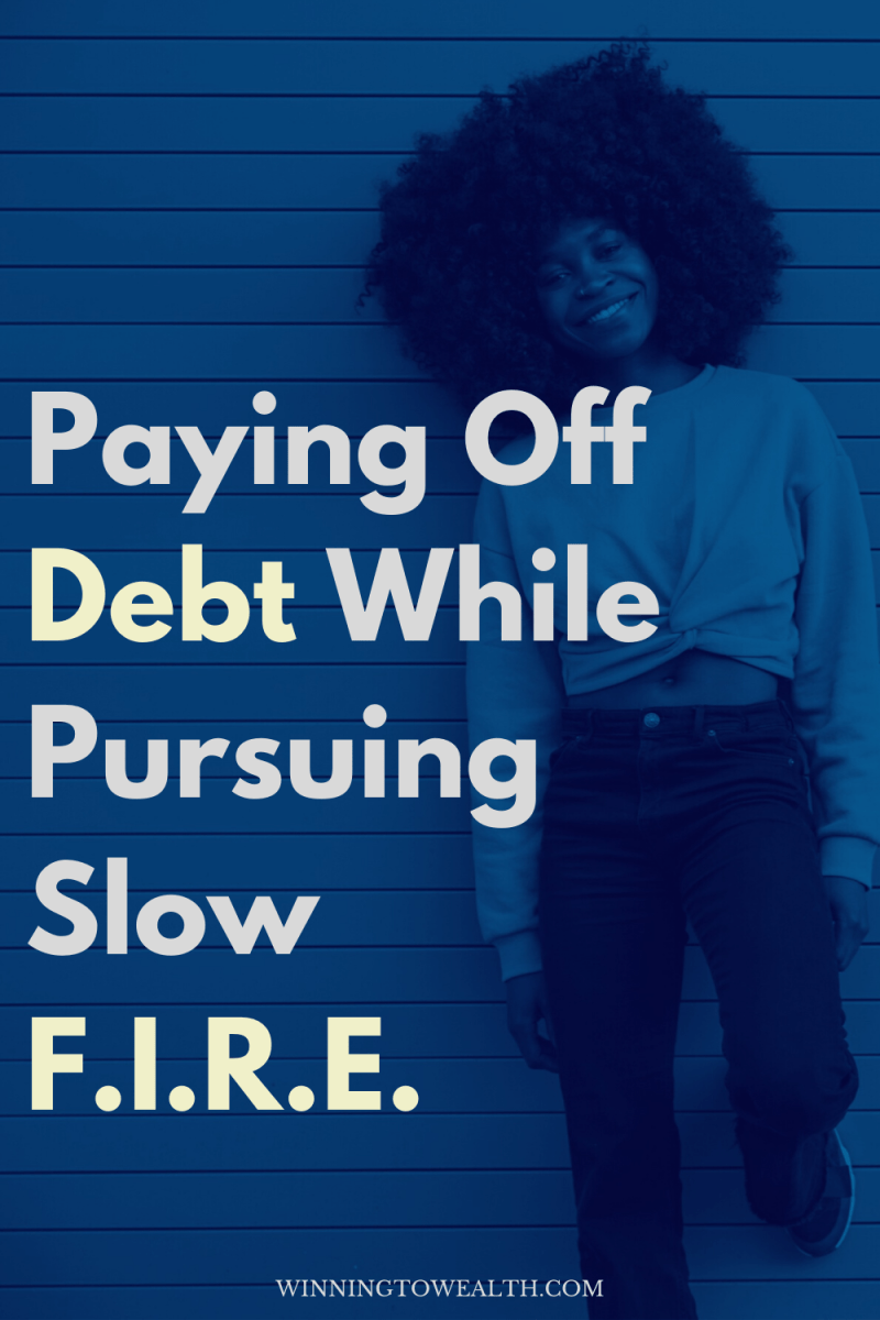 Slow F.I.R.E. is a great alternative for those burnt out on or turned off by the financial independence retire early movement. Check out Michelle from Michelle Is Money Hungry journey on this podcast episode