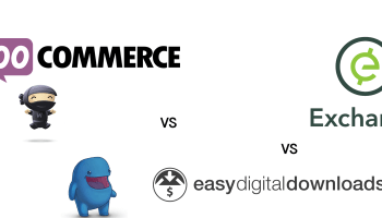 Easy Digital Downloads vs WooCommerce - Which to Choose and Why?