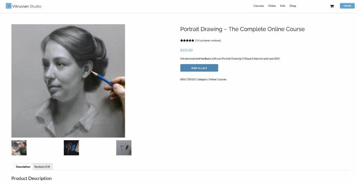 Sensei Course Sales Page