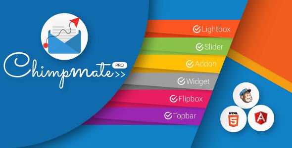 header image of chimpmate pro premium WordPress plugin