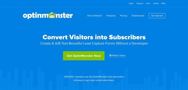 OptinMonster WordPress Plugin