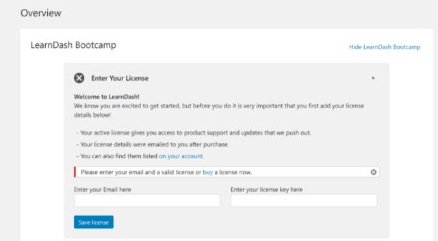 LearnDash vs WP Courseware: LearnDash Bootcamp