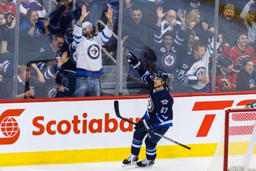 Winnipeg Jets RFAs