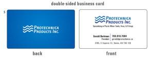 Business Card Design Winnipeg