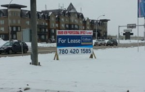 Commercial Real Estate Signs Winnipeg