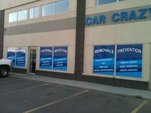 Window Decals Winnipeg