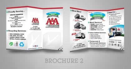 Winnipeg Brochure Design