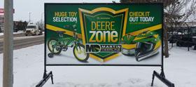 Winnipeg Signs Portable Rentals