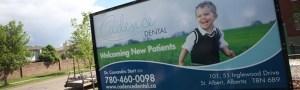 Winnipeg sign consultation