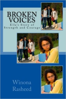 Broken Voices paperback version cover