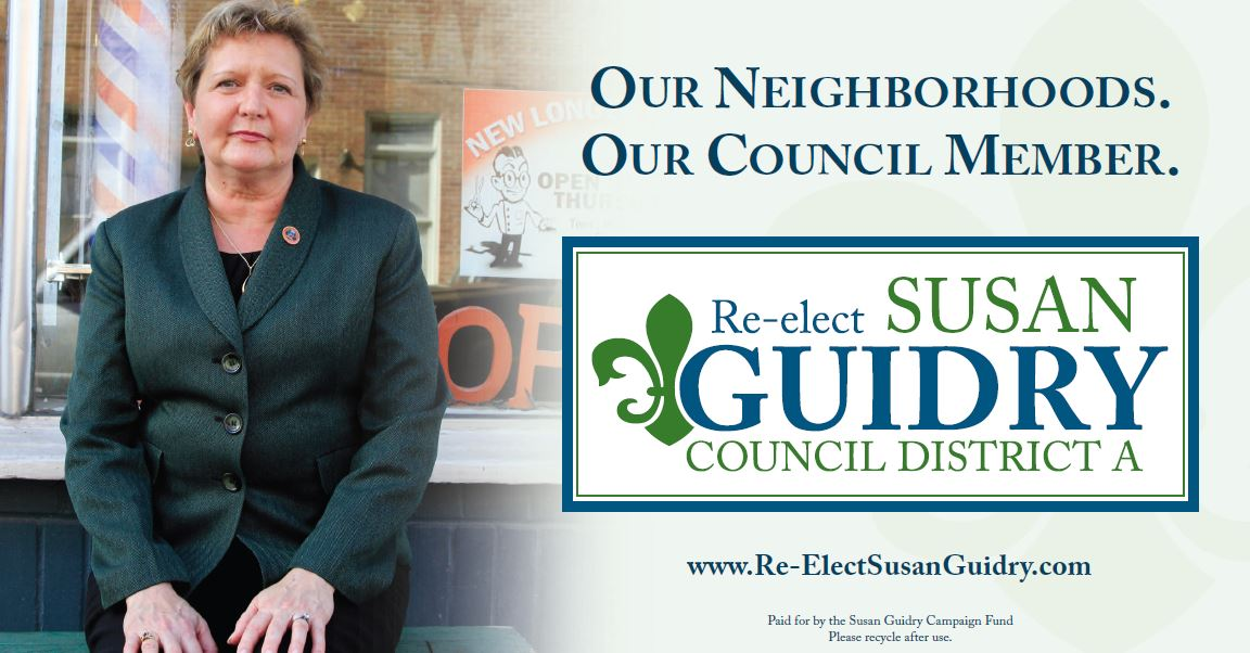 Guidry For Council