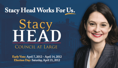 Client Spotlight: Stacy Head For Council At-Large