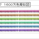 フルカラー(1600万色、16 million colors)を見るために必要な5つのポイント!