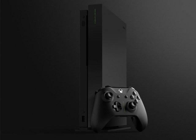 Xbox One Project Scorpio Edition