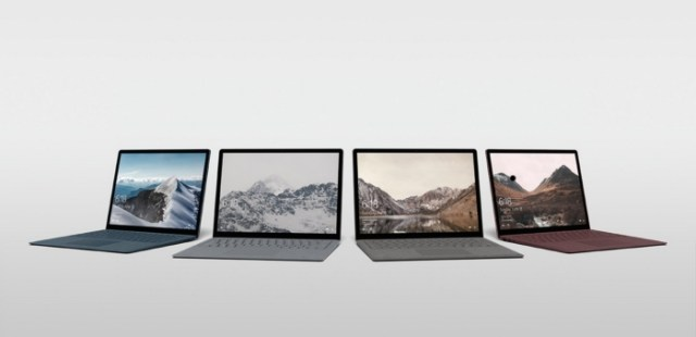 Surface Laptop Variedad