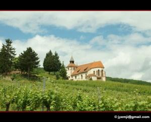 Photographies en Alsace, Chapelle Saint-Sébastien, Dambach-la-Ville 2013 by © Hatuey Photographies