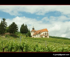 Photographies en Alsace, Chapelle Saint-Sébastien, Dambach-la-Ville 2013 by © Hatuey Photographies