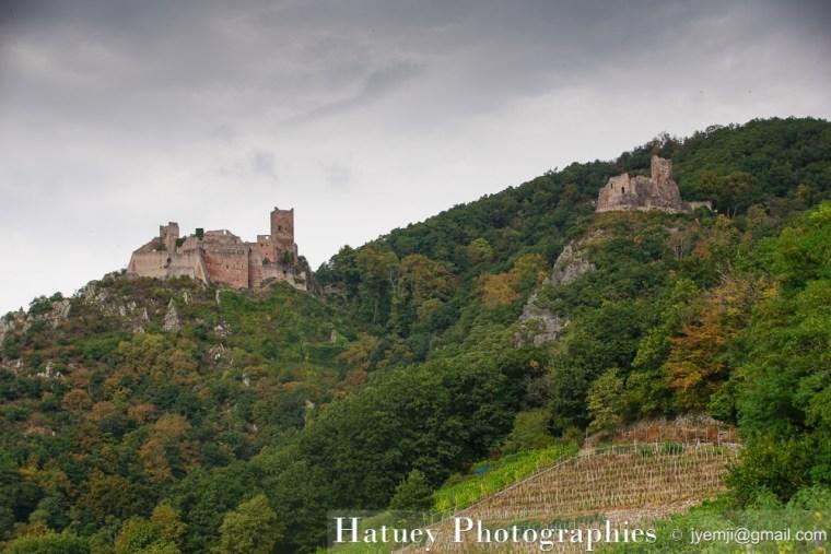 Photographies Ribeauvillé, Randonnée des 3 châteaux par © Hatuey Photographies