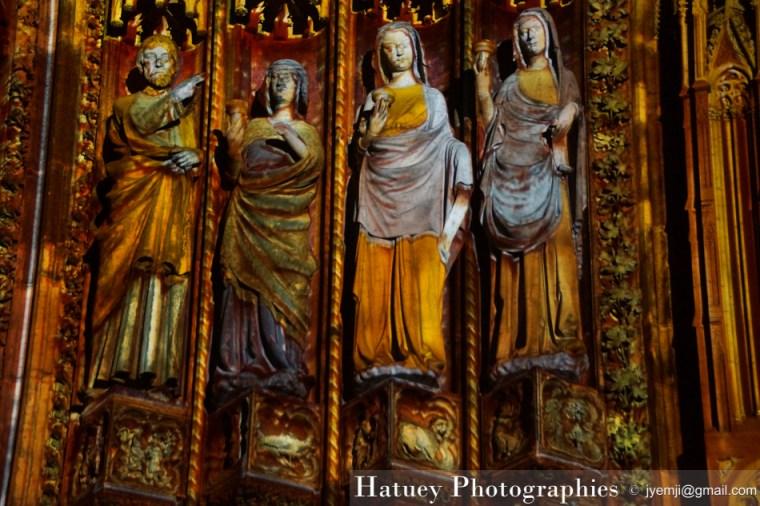 Millenaire de la Cathedrale de Strasbourg (© Hatuey Photographies)