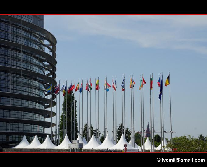 Photographies du Parlement Européen à Strasbourg par © Hatuey Photographies