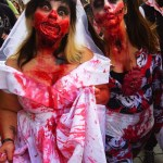 Photographies en Alsace, Zombie Walk Strasbourg septembre 2014 by © Hatuey Photographies