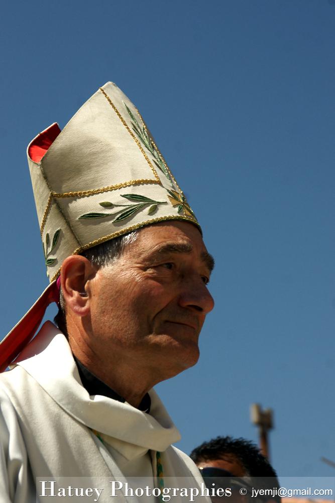 Monseigneur Christophe DUFOUR, Archevêque d'Aix et Arles