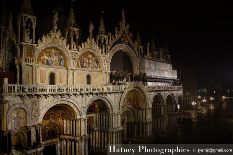 Carnaval de Venise 2016 Place saint Marc - Venezia - Venice © Hatuey Photographies