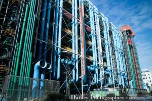 Centre Beaubourg Paris . Photographies de Paris par © Hatuey Photographies