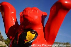 Photographies de United Buddy Bears à Paris 2012 © Hatuey Photographie