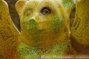 Photographies de United Buddy Bears à Paris 2012 © Hatuey Photographies